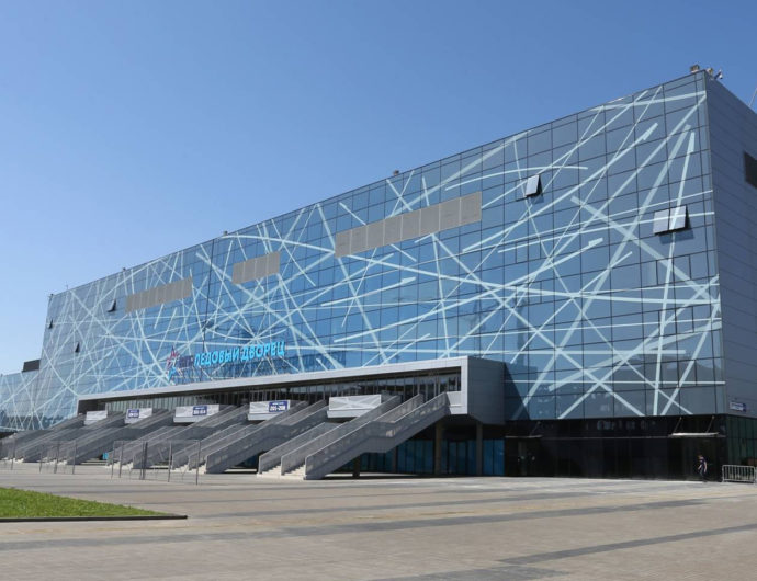 Moscow's VTB Ice Palace To Host Final Four