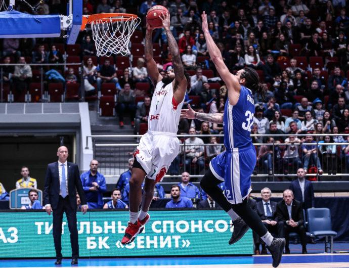 Watch: Zenit vs. Lokomotiv-Kuban Highlights