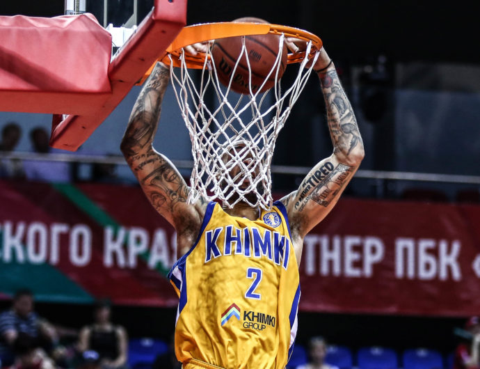 Watch: Lokomotiv-Kuban vs. Khimki Game 1 Highlights