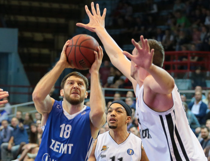 Zenit Advances To Final Four At Avtodor's Expense