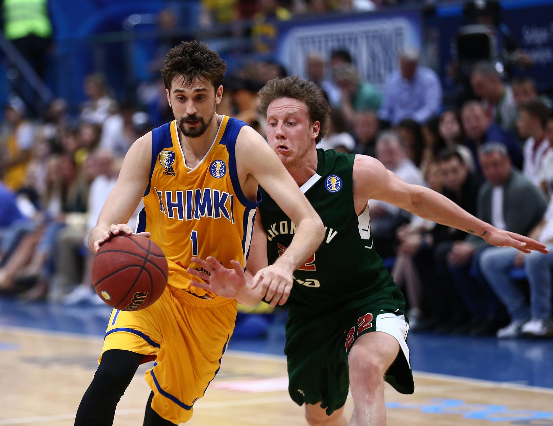 Shved Sinks Loko, Khimki On Verge Of Final Four
