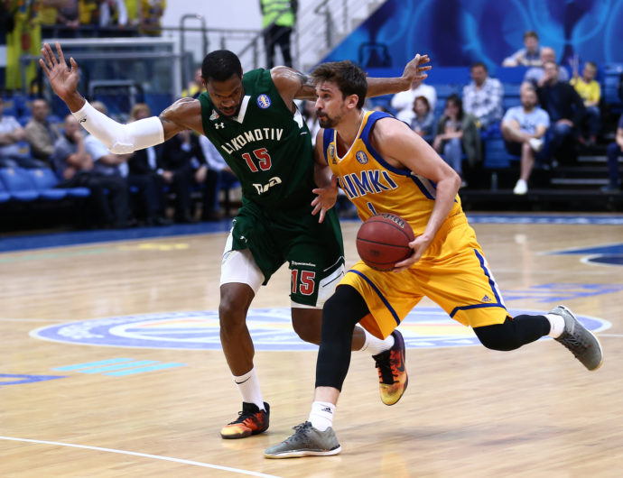 Amazing Alexey Shved Leads Khimki To Final Four (VIDEO)