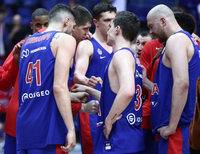CSKA Sets Up Final Four Showdown vs. Zenit