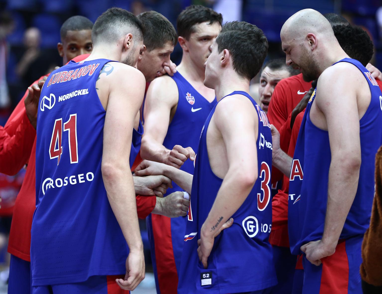 ЦСКА выходит на «Зенит» в «Финале четырех»