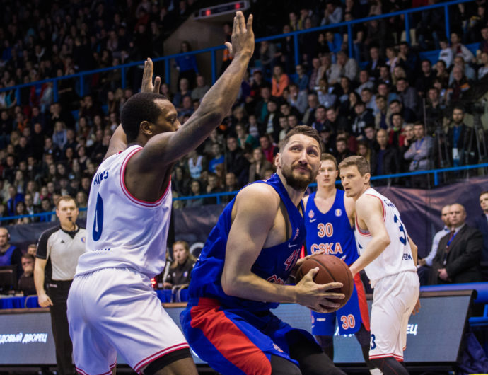 CSKA Smashes PARMA, Secures #1 Seed