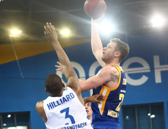 Khimki Rallies Past Enisey On The Road