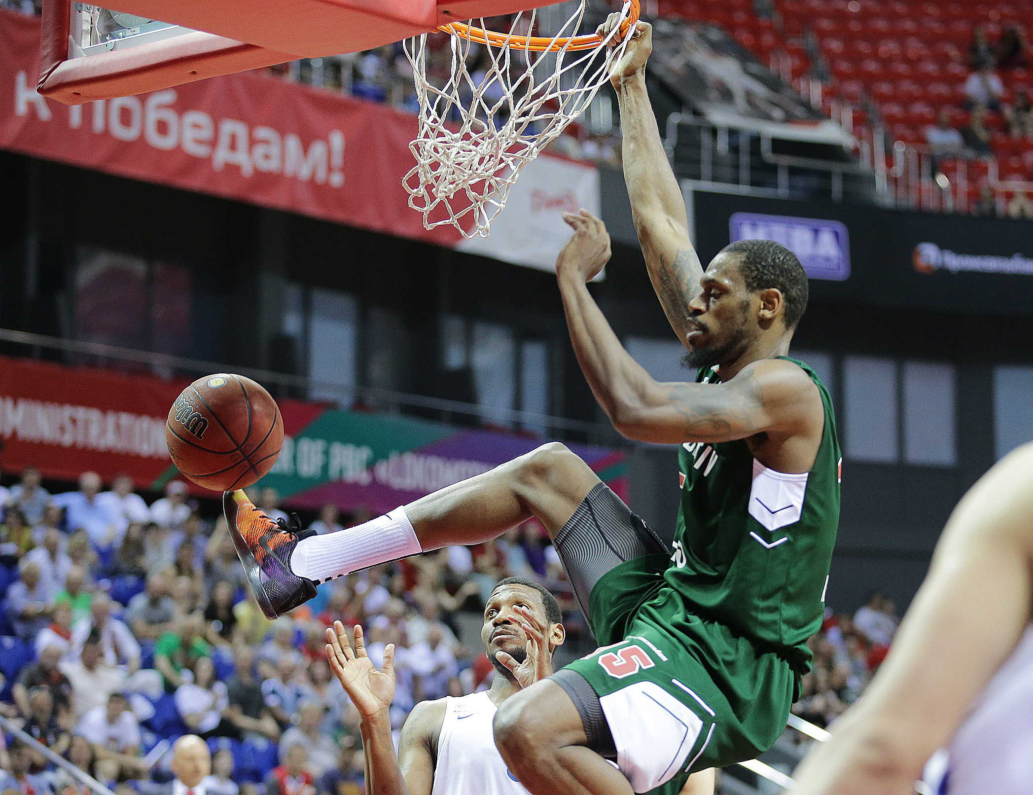 Kuban Wipes Out Enisey's Playoff Hopes