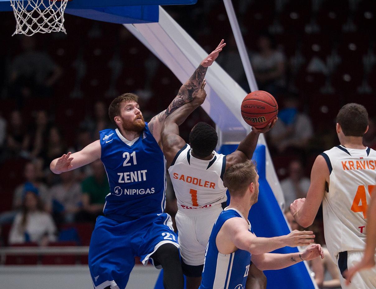 Zenit Ends Tsmoki's Playoff Dreams