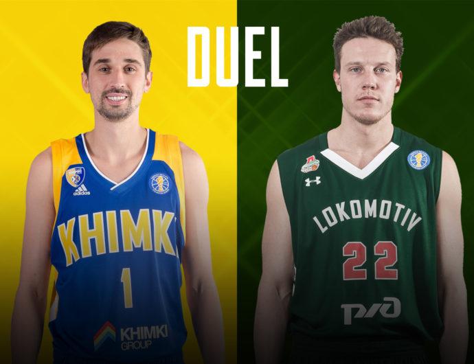 Duel: Alexey Shved vs. Dmitry Kulagin (VIDEO)