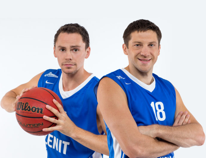 Zenit's Kyle Kuric And Evgeny Voronov Combine For 51 Points