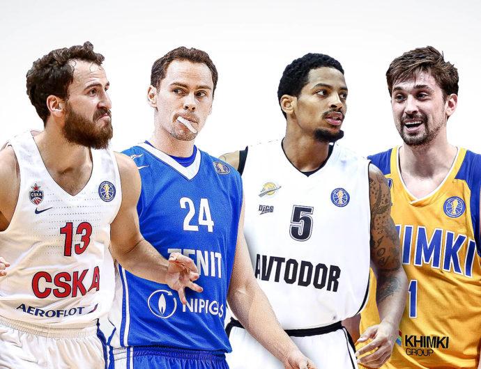 Горячая суббота. ЦСКА vs «Зенит» и «Автодор» vs «Химки»