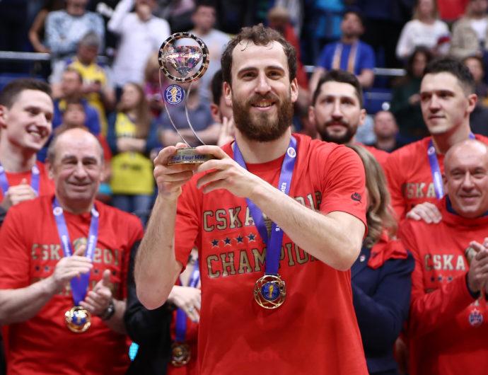 Серхио Родригес – MVP «Финала Четырех» (ВИДЕО)