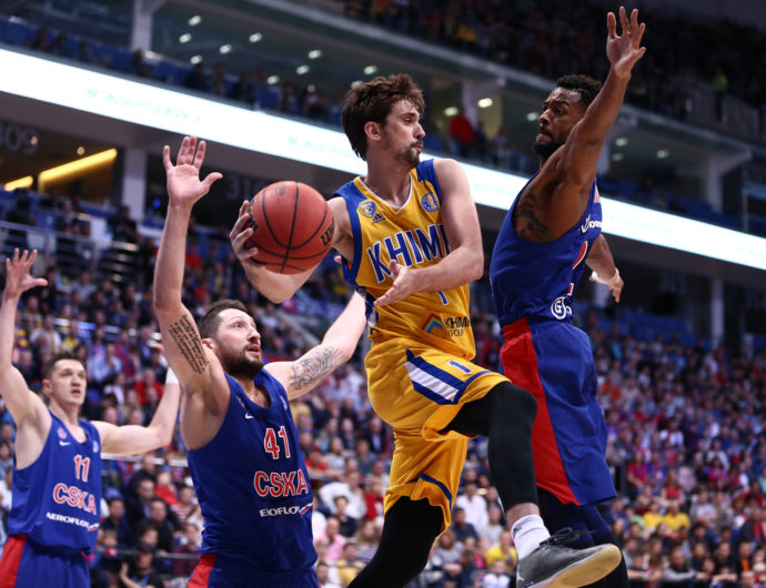 Watch: CSKA vs. Khimki Championship Game Highlights