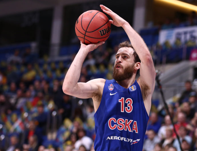 Sergio Rodriguez Scores 21 In The First Half (VIDEO)