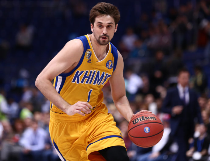 Alexey Shved Sets Two Records In One Game (VIDEO)