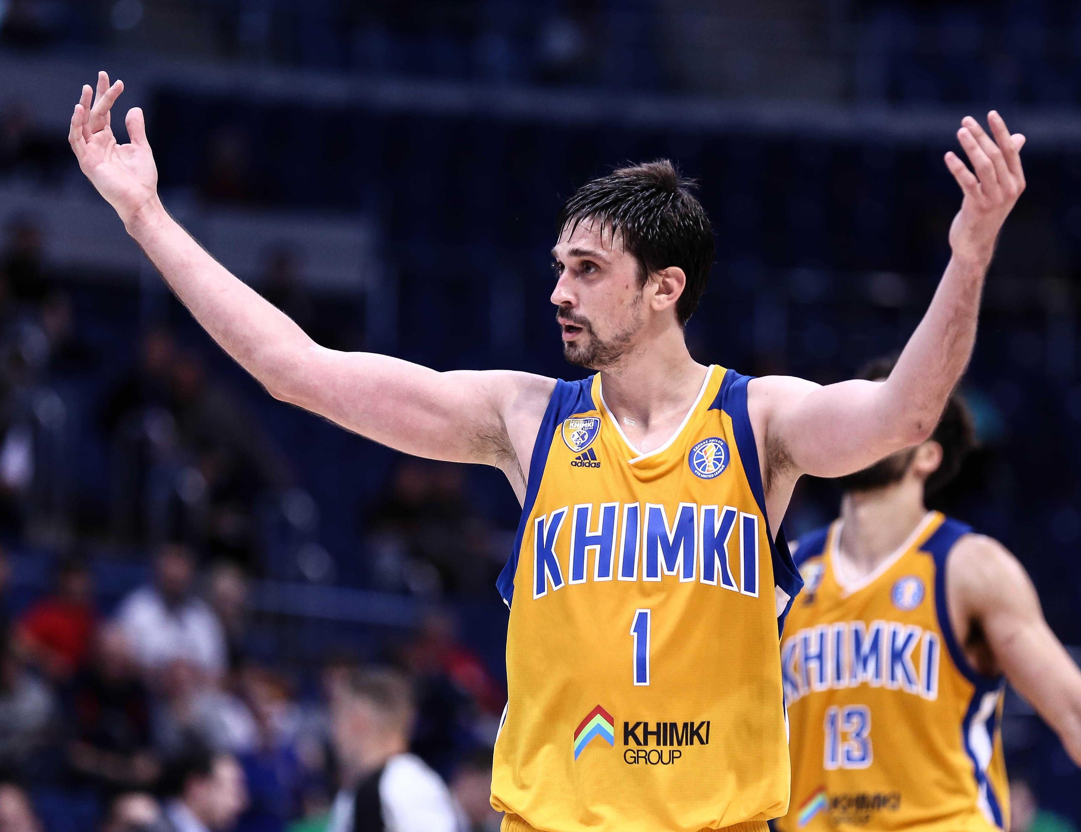 Shved-Tastic: Khimki Sets Up Showdown vs. CSKA