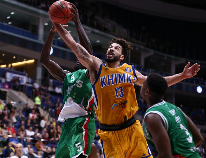 Watch: UNICS vs. Khimki Final Four Highlights