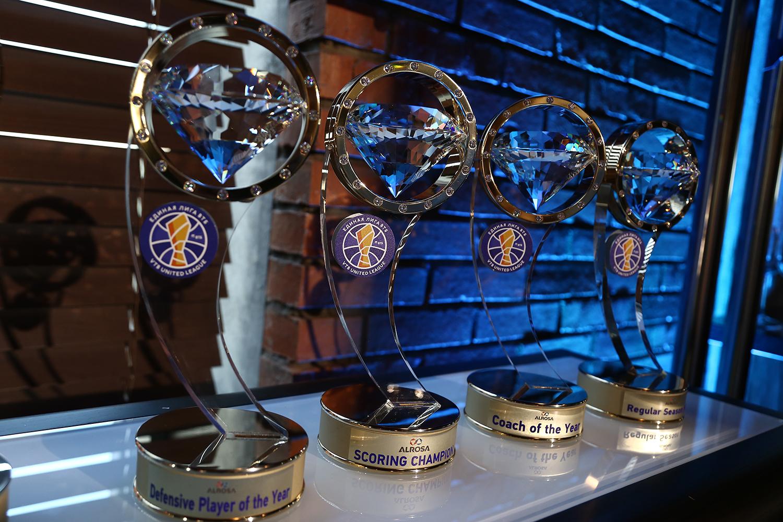 На специальном гала-вечере Лига назвала обладателей индивидуальных наград