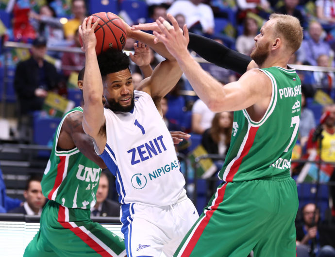 Watch: UNICS vs. Zenit Third Place Game Highlights