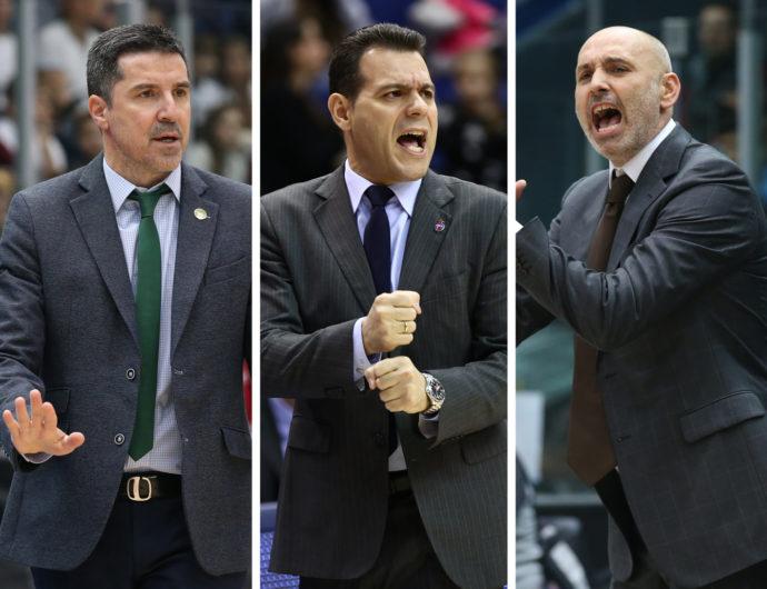 Кто лучший тренер сезона в Лиге?