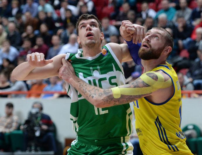 Артем Клименко: «Всему, что я умею в баскетболе, меня научили в «Автодоре»