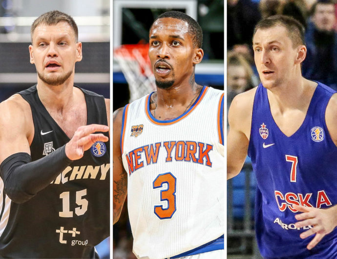 I Know What You Did Last Summer: VTB United League Free Agency Recap