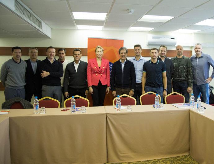 VTB League Meets With Coaches