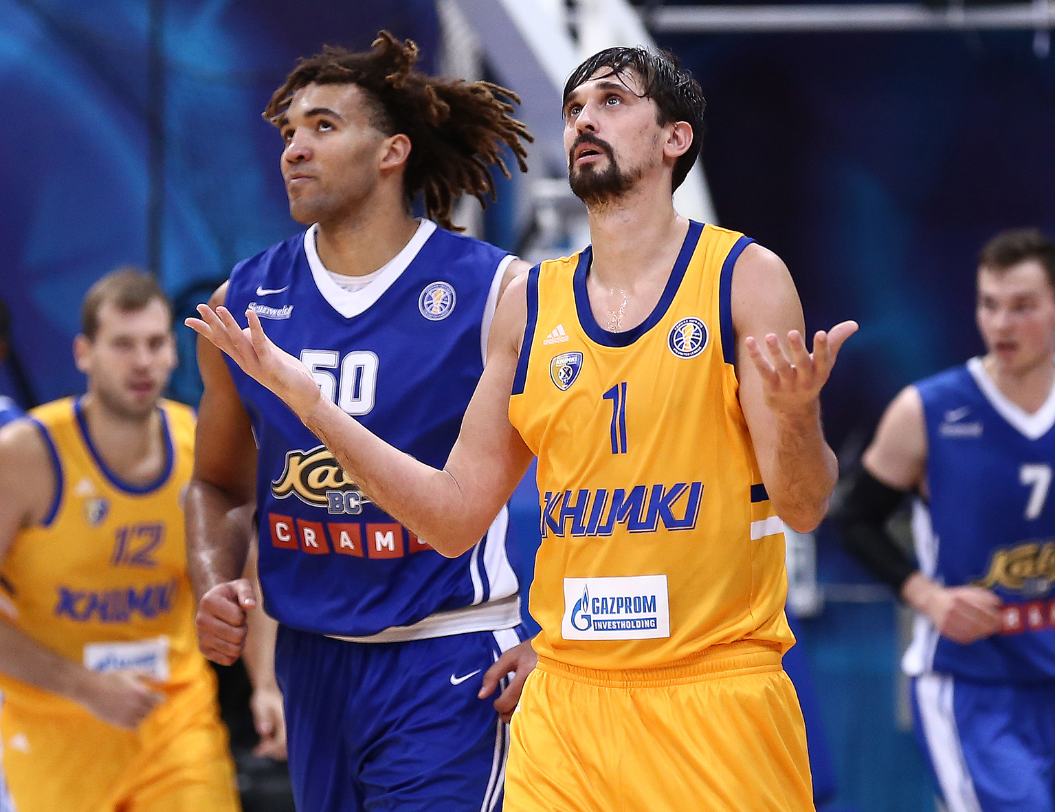 Week In Review: Shved Makes History, Sparks Fly In Kazan