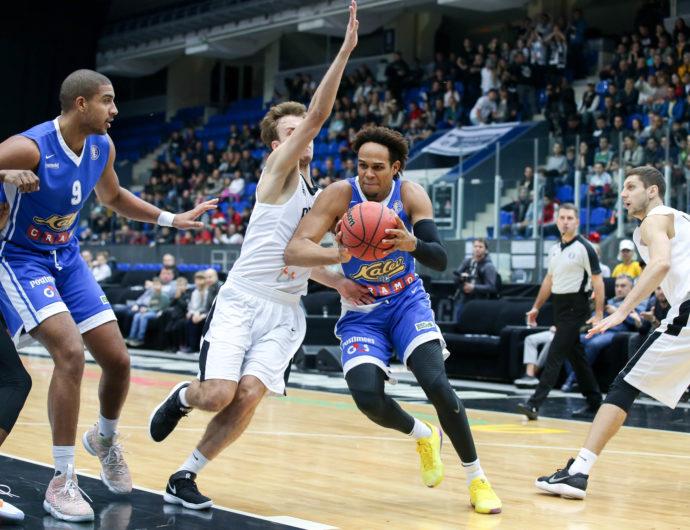 Almeida Scores 36, Kalev Shocks Nizhny Novgorod