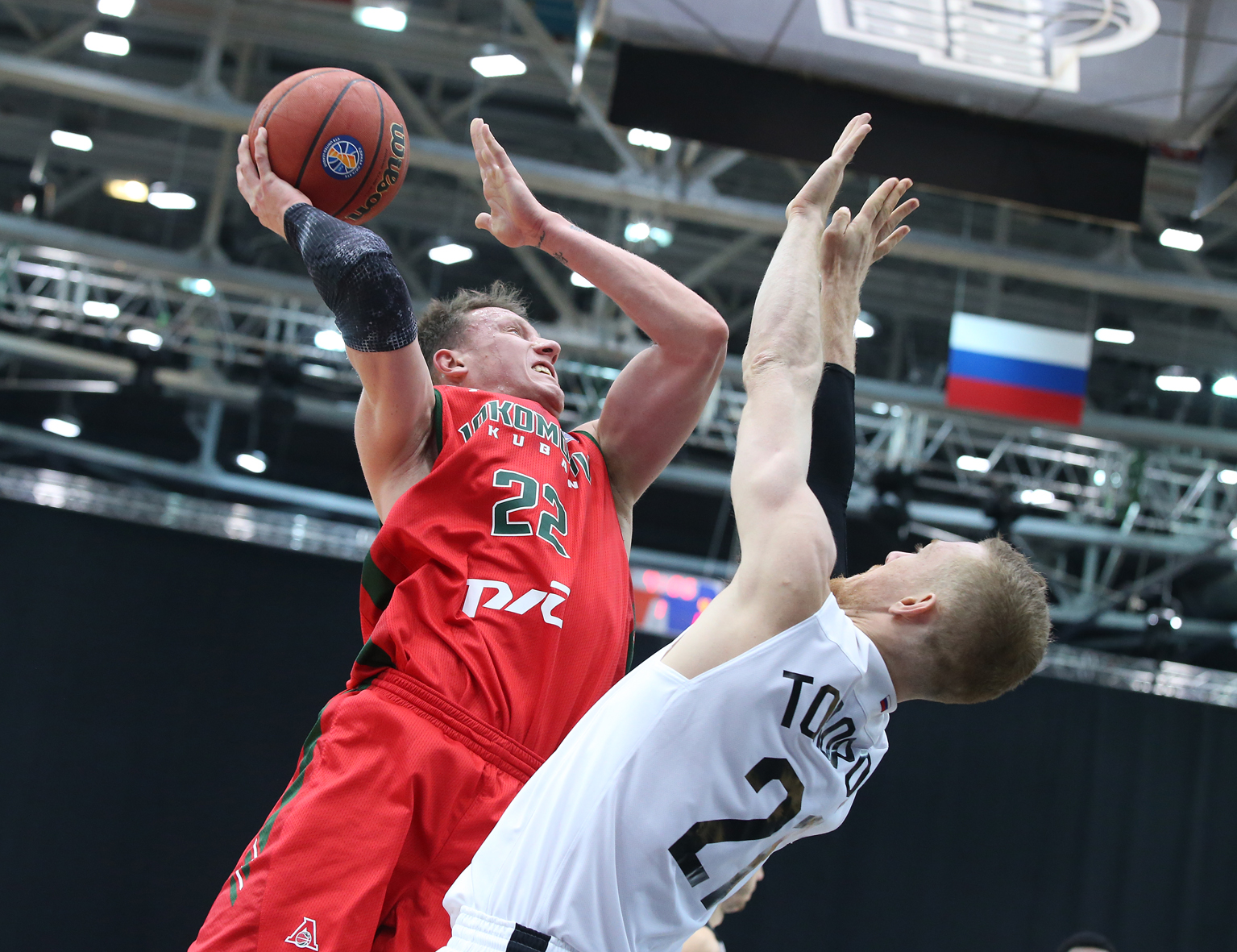 Kulagin, Whitehead Lead Loko Past Nizhny Novgorod