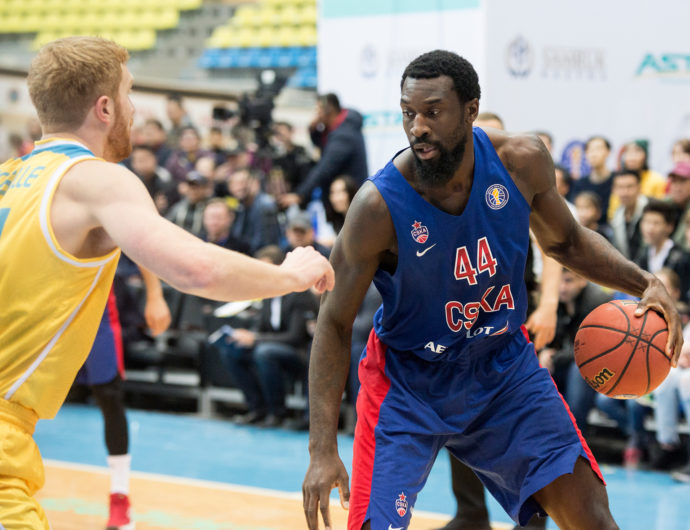 Army Men Wear Down Astana On The Road