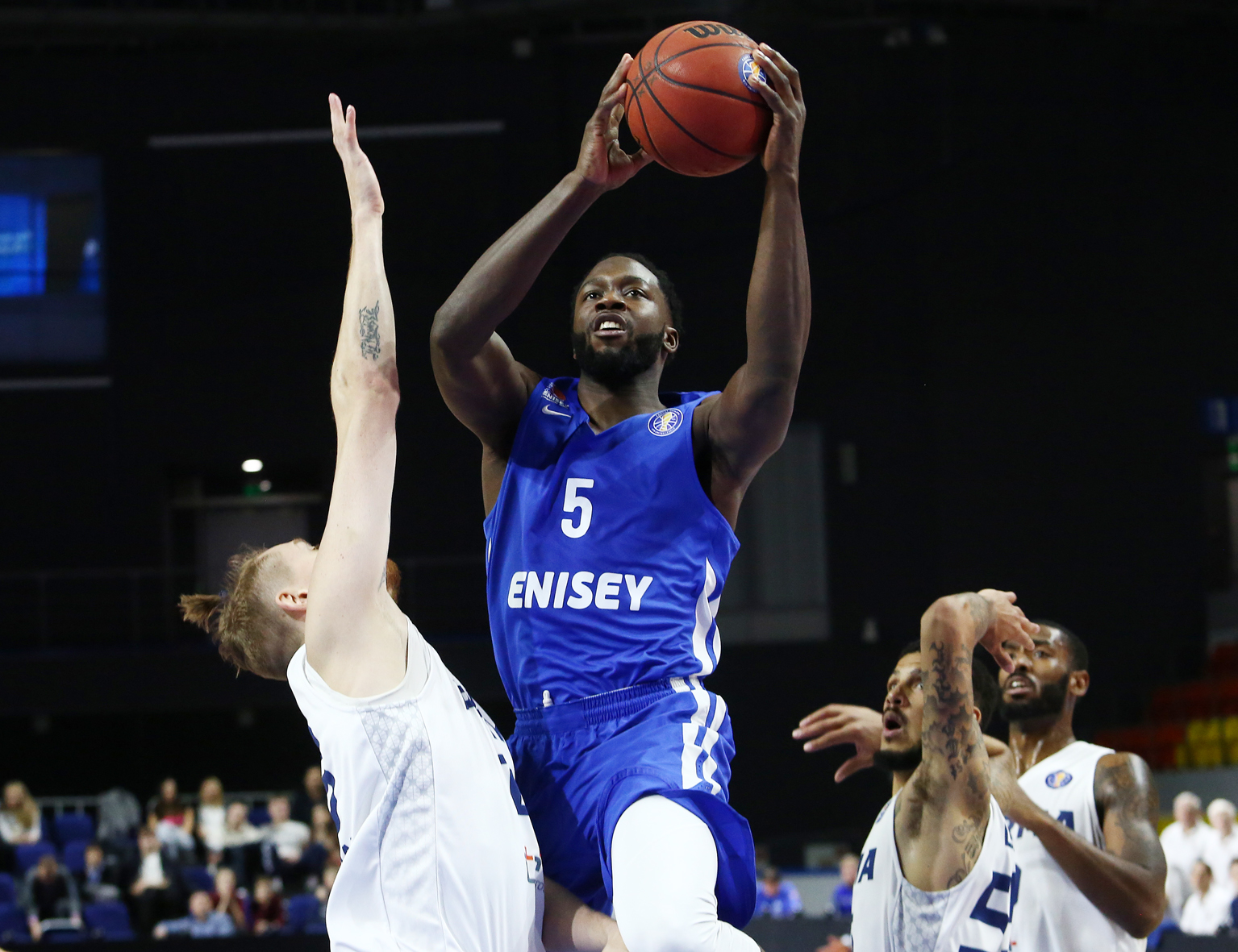 Harrison-Young Duo Lift Enisey Over PARMA