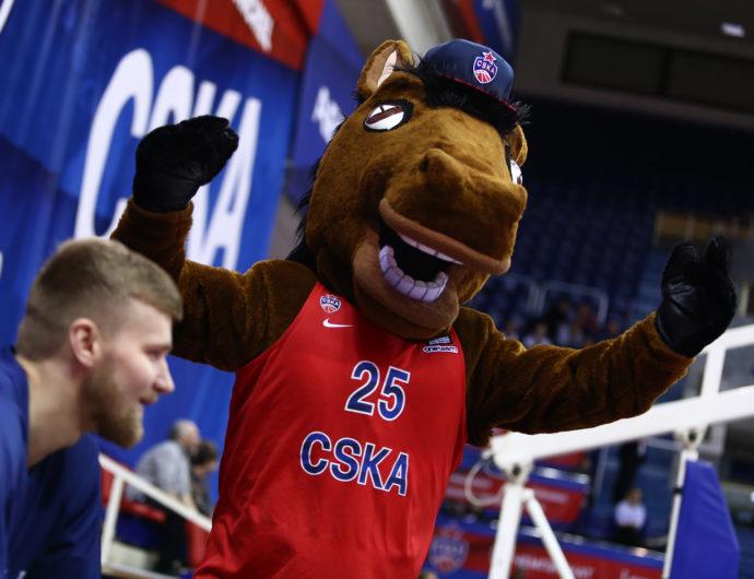 ЦСКА – «ПАРМА». Лучшие моменты