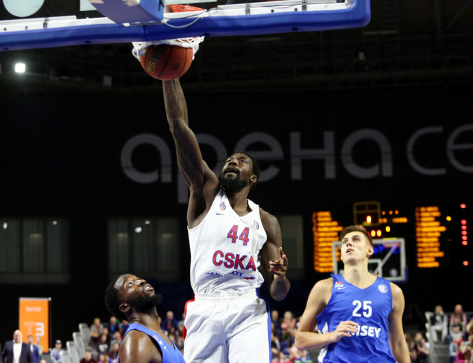 CSKA Opens Season With Win In Krasnoyarsk