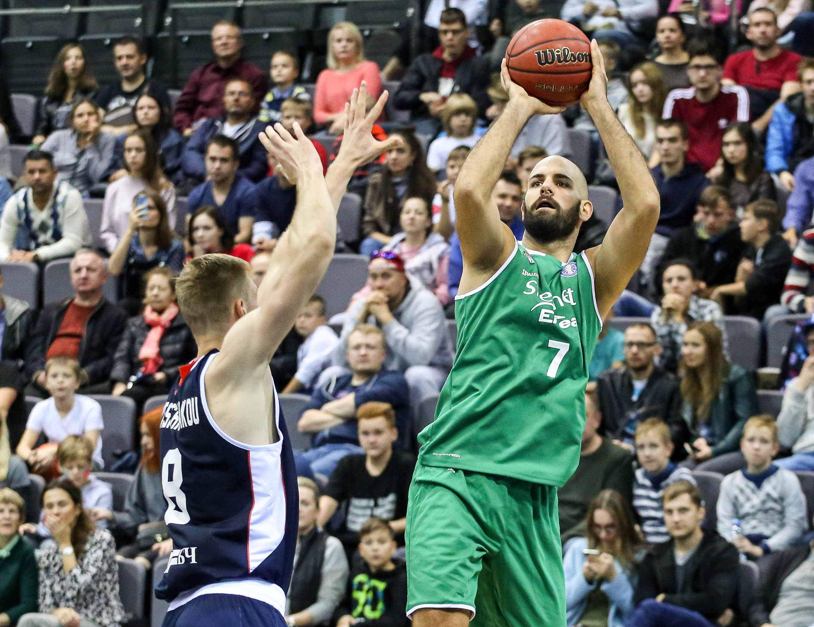 Zielona Gora Wins VTB League Debut