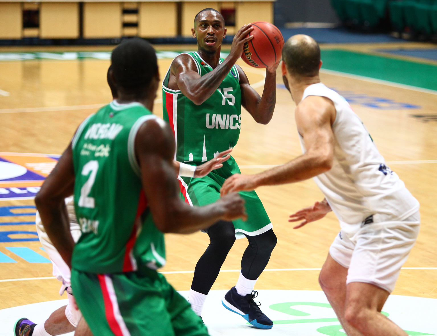 UNICS Tames Zielona Gora, Improves To 3-0