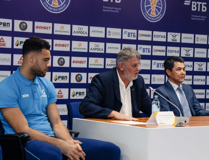 Astana Presents New Coach, Players Ahead Of Season Opener