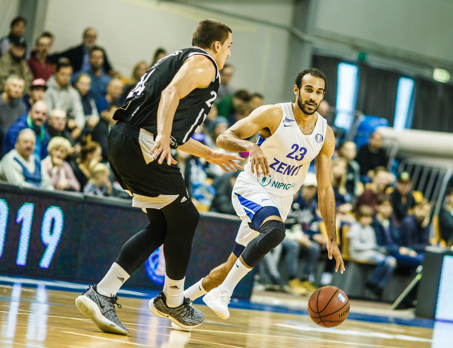 Zenit Grabs 1st Win In Riga