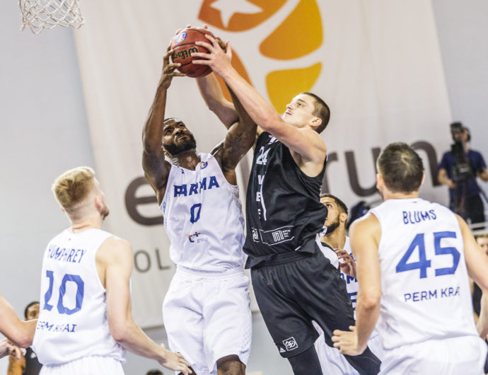 PARMA Opens With Win In Riga