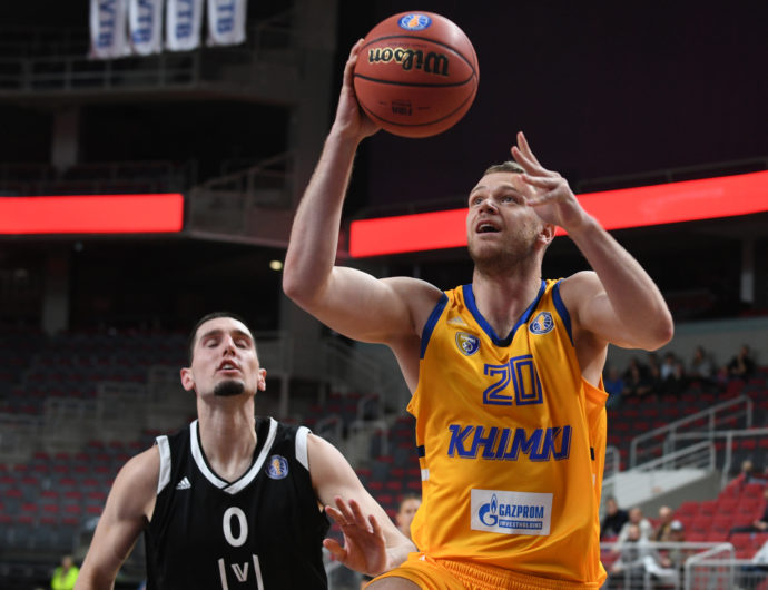 VEF vs. Khimki Highlights