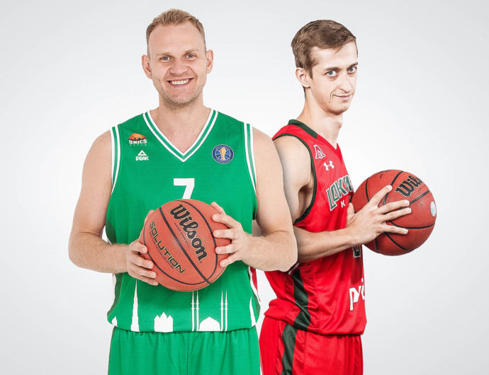 Game Of The Week: UNICS vs. Lokomotiv-Kuban