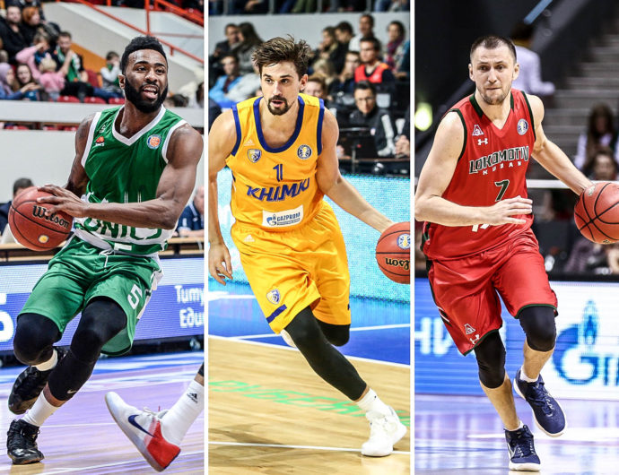 Alexey Shved And The Next 10 Biggest Scorers In League History