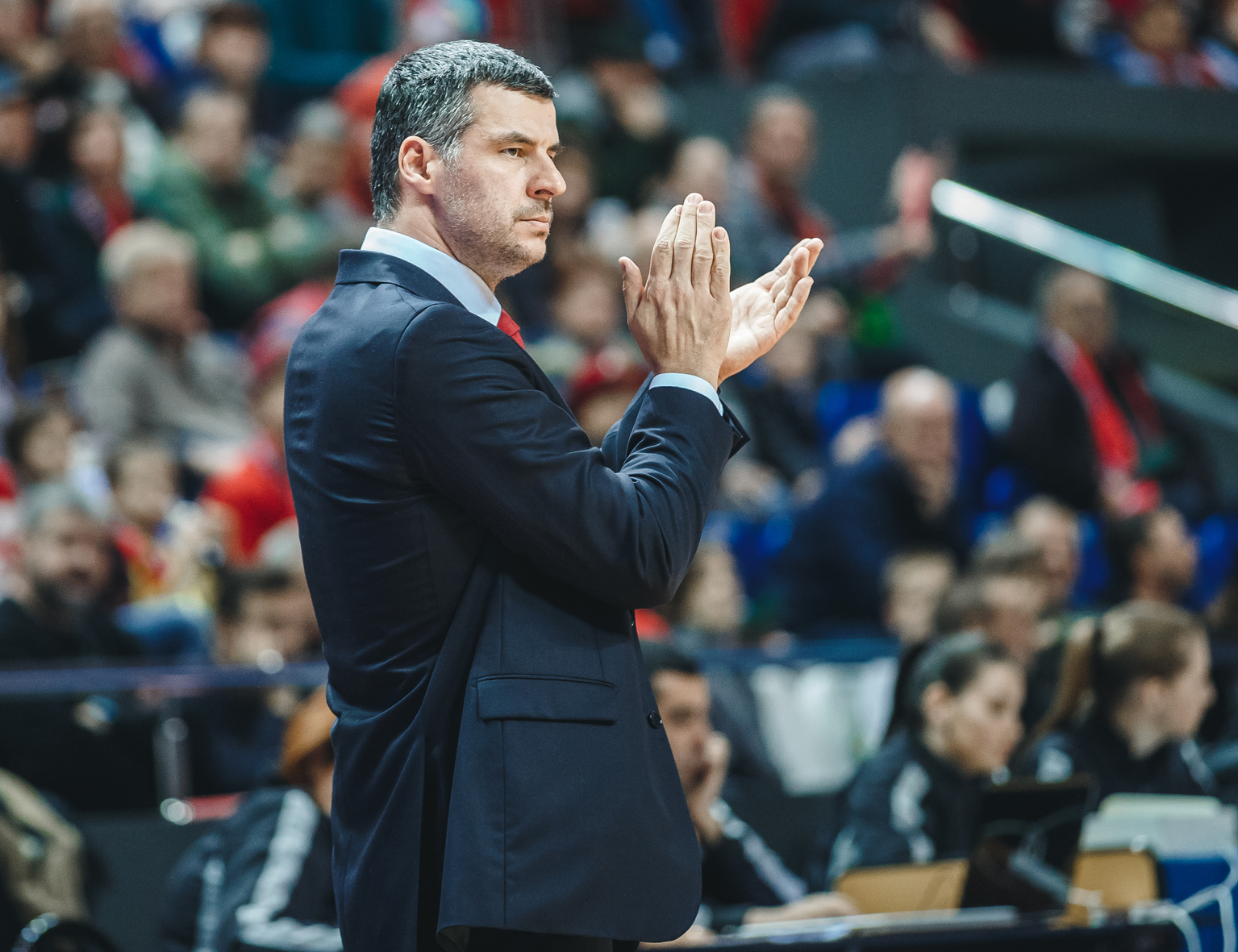 Vlada Jovanovic Named Loko Head Coach Through End Of Season
