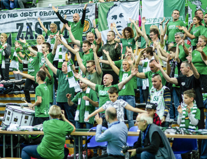 Zielona Gora vs. Nizhny Novgorod Highlights