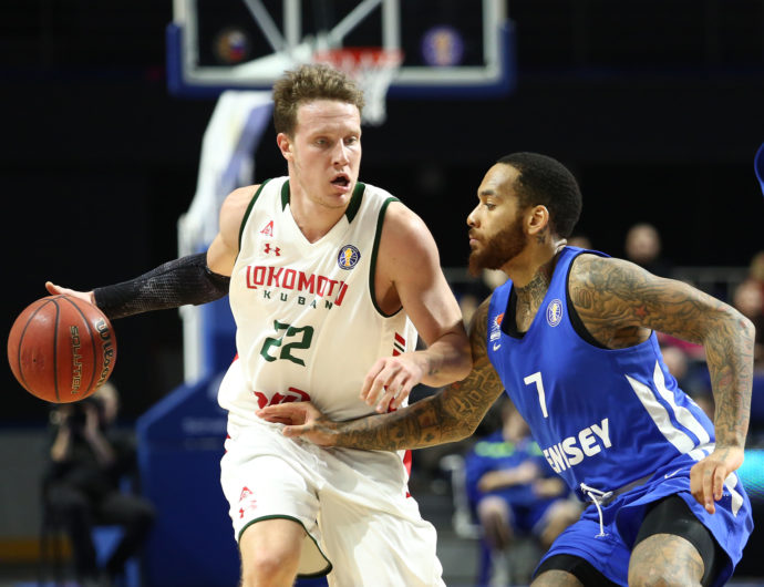 Кулагин приводит «Локо» к победе в Красноярске