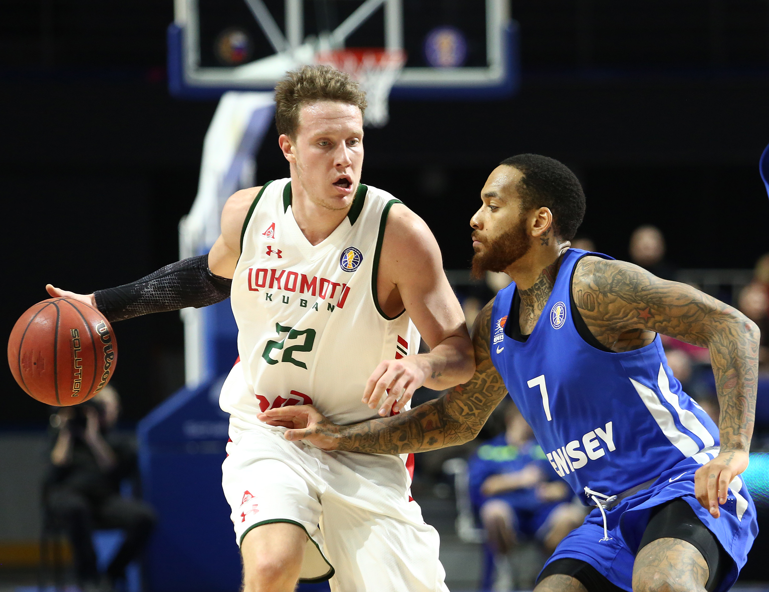 Lokomotiv Rallies Past Enisey In 4th
