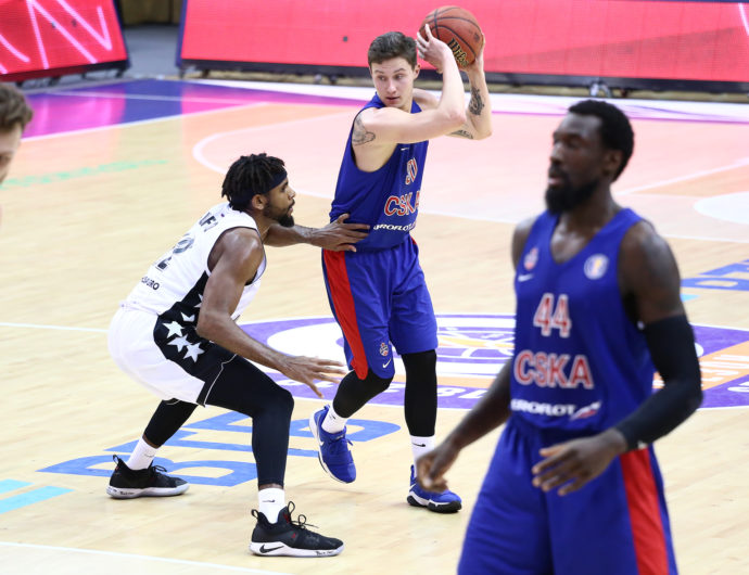 CSKA Wins 6th Straight, Drops 110 On Avtodor