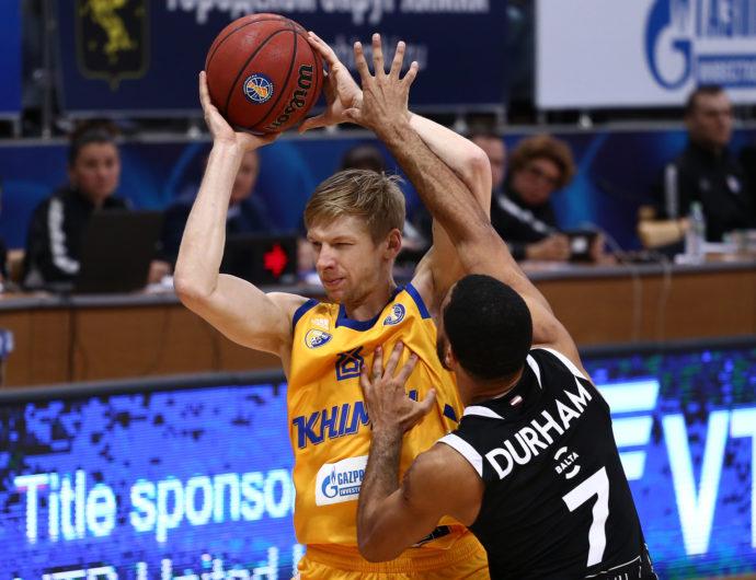 Khimki vs. VEF Highlights