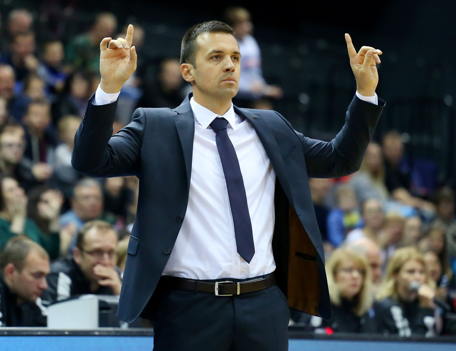 Igor Jovovic: Zielona Gora Has Competed For A Win In All Five Games