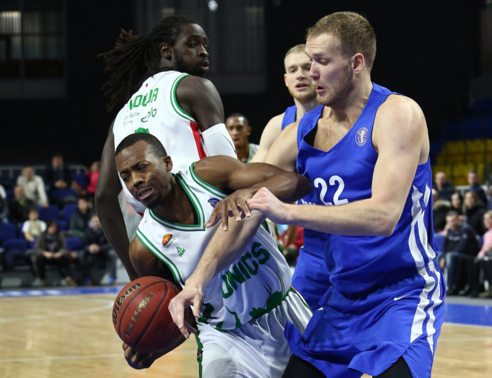 Enisey vs. UNICS Highlights